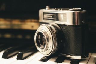 New HD Canon camera